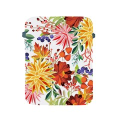 Autumn Flowers Pattern 1 Apple Ipad 2/3/4 Protective Soft Cases by tarastyle