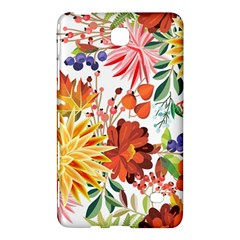 Autumn Flowers Pattern 1 Samsung Galaxy Tab 4 (8 ) Hardshell Case  by tarastyle