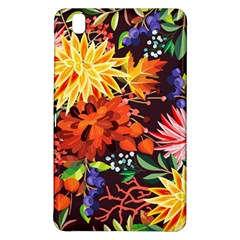 Autumn Flowers Pattern 2 Samsung Galaxy Tab Pro 8 4 Hardshell Case by tarastyle