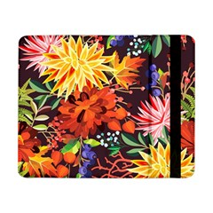 Autumn Flowers Pattern 2 Samsung Galaxy Tab Pro 8 4  Flip Case by tarastyle