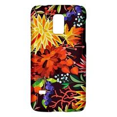 Autumn Flowers Pattern 2 Galaxy S5 Mini by tarastyle