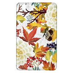 Autumn Flowers Pattern 3 Samsung Galaxy Tab Pro 8 4 Hardshell Case by tarastyle