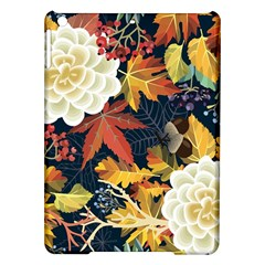 Autumn Flowers Pattern 4 Ipad Air Hardshell Cases by tarastyle
