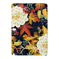 Autumn Flowers Pattern 4 Samsung Galaxy Tab Pro 10 1 Hardshell Case by tarastyle