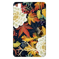 Autumn Flowers Pattern 4 Samsung Galaxy Tab Pro 8 4 Hardshell Case by tarastyle