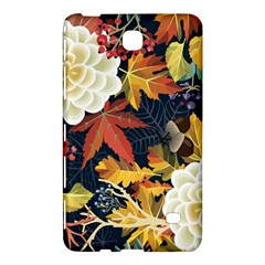 Autumn Flowers Pattern 4 Samsung Galaxy Tab 4 (8 ) Hardshell Case  by tarastyle