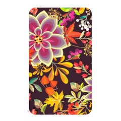 Autumn Flowers Pattern 6 Memory Card Reader by tarastyle