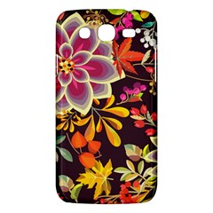 Autumn Flowers Pattern 6 Samsung Galaxy Mega 5 8 I9152 Hardshell Case  by tarastyle