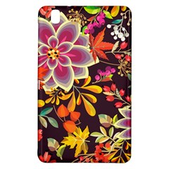 Autumn Flowers Pattern 6 Samsung Galaxy Tab Pro 8 4 Hardshell Case by tarastyle