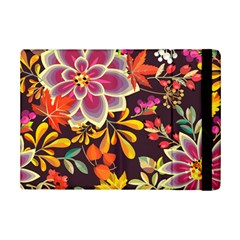 Autumn Flowers Pattern 6 Ipad Mini 2 Flip Cases by tarastyle
