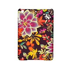 Autumn Flowers Pattern 6 Ipad Mini 2 Hardshell Cases by tarastyle