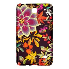 Autumn Flowers Pattern 6 Samsung Galaxy Tab 4 (8 ) Hardshell Case  by tarastyle