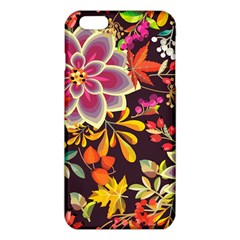 Autumn Flowers Pattern 6 Iphone 6 Plus/6s Plus Tpu Case by tarastyle