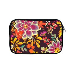 Autumn Flowers Pattern 6 Apple Macbook Pro 13  Zipper Case by tarastyle