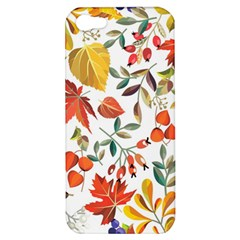 Autumn Flowers Pattern 7 Apple Iphone 5 Hardshell Case by tarastyle