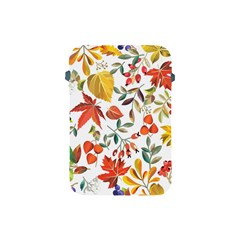 Autumn Flowers Pattern 7 Apple Ipad Mini Protective Soft Cases by tarastyle