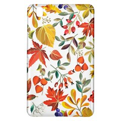 Autumn Flowers Pattern 7 Samsung Galaxy Tab Pro 8 4 Hardshell Case by tarastyle