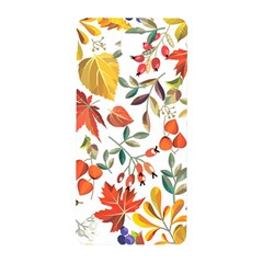 Autumn Flowers Pattern 7 Samsung Galaxy Alpha Hardshell Back Case by tarastyle