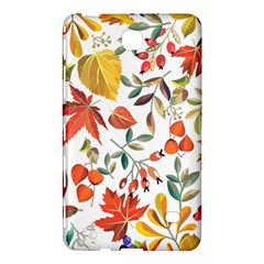 Autumn Flowers Pattern 7 Samsung Galaxy Tab 4 (8 ) Hardshell Case  by tarastyle