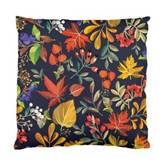 Autumn Flowers Pattern 8 Standard Cushion Case (one Side) by tarastyle