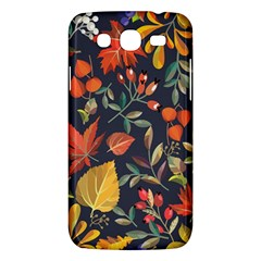 Autumn Flowers Pattern 8 Samsung Galaxy Mega 5 8 I9152 Hardshell Case  by tarastyle