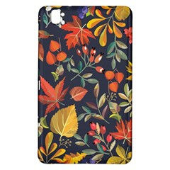 Autumn Flowers Pattern 8 Samsung Galaxy Tab Pro 8 4 Hardshell Case by tarastyle