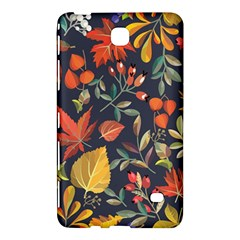 Autumn Flowers Pattern 8 Samsung Galaxy Tab 4 (8 ) Hardshell Case  by tarastyle