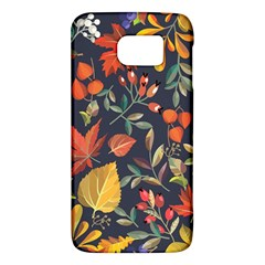Autumn Flowers Pattern 8 Galaxy S6 by tarastyle
