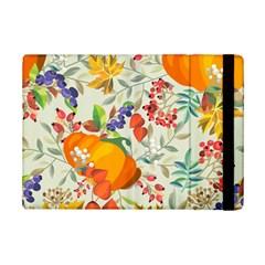 Autumn Flowers Pattern 11 Ipad Mini 2 Flip Cases by tarastyle