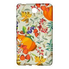 Autumn Flowers Pattern 11 Samsung Galaxy Tab 4 (8 ) Hardshell Case  by tarastyle