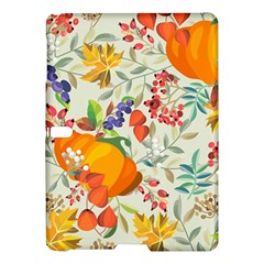 Autumn Flowers Pattern 11 Samsung Galaxy Tab S (10 5 ) Hardshell Case  by tarastyle