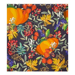 Autumn Flowers Pattern 12 Shower Curtain 66  X 72  (large)  by tarastyle