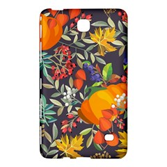 Autumn Flowers Pattern 12 Samsung Galaxy Tab 4 (8 ) Hardshell Case  by tarastyle