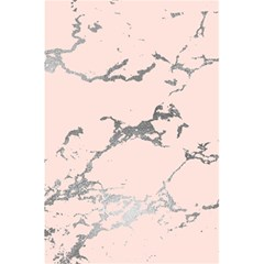 Luxurious Pink Marble 1 5 5  X 8 5  Notebooks by tarastyle