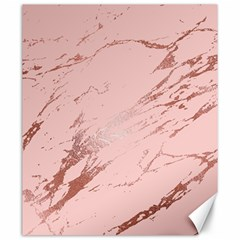 Luxurious Pink Marble 3 Canvas 20  X 24   by tarastyle