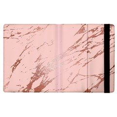 Luxurious Pink Marble 3 Apple Ipad 3/4 Flip Case by tarastyle
