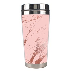 Luxurious Pink Marble 3 Stainless Steel Travel Tumblers by tarastyle