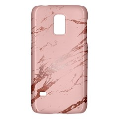 Luxurious Pink Marble 3 Galaxy S5 Mini by tarastyle