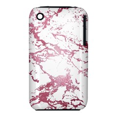 Luxurious Pink Marble 4 Iphone 3s/3gs by tarastyle