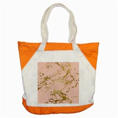 Luxurious Pink Marble 5 Accent Tote Bag by tarastyle