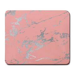 Luxurious Pink Marble 6 Large Mousepads by tarastyle
