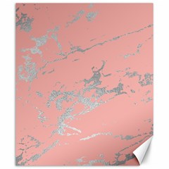 Luxurious Pink Marble 6 Canvas 20  X 24   by tarastyle