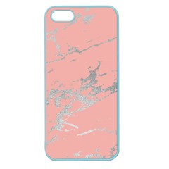 Luxurious Pink Marble 6 Apple Seamless Iphone 5 Case (color) by tarastyle