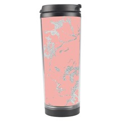 Luxurious Pink Marble 6 Travel Tumbler by tarastyle