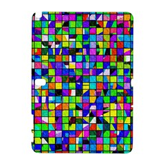Colorful Squares Pattern                       Htc Desire 601 Hardshell Case by LalyLauraFLM