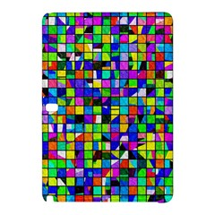 Colorful Squares Pattern                       Nokia Lumia 1520 Hardshell Case by LalyLauraFLM