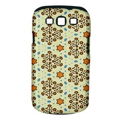 Stars And Other Shapes Pattern                         Samsung Galaxy S Ii I9100 Hardshell Case (pc+silicone) by LalyLauraFLM