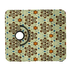 Stars And Other Shapes Pattern                         Samsung Galaxy Note Ii Flip 360 Case by LalyLauraFLM