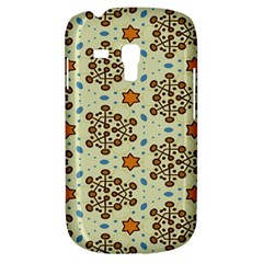 Stars And Other Shapes Pattern                         Samsung Galaxy Ace Plus S7500 Hardshell Case by LalyLauraFLM