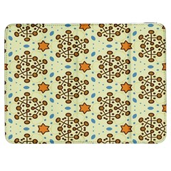 Stars And Other Shapes Pattern                         Htc One M7 Hardshell Case by LalyLauraFLM